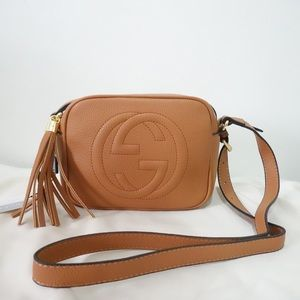 Gucci 8 x 6.25 x 3 Brown